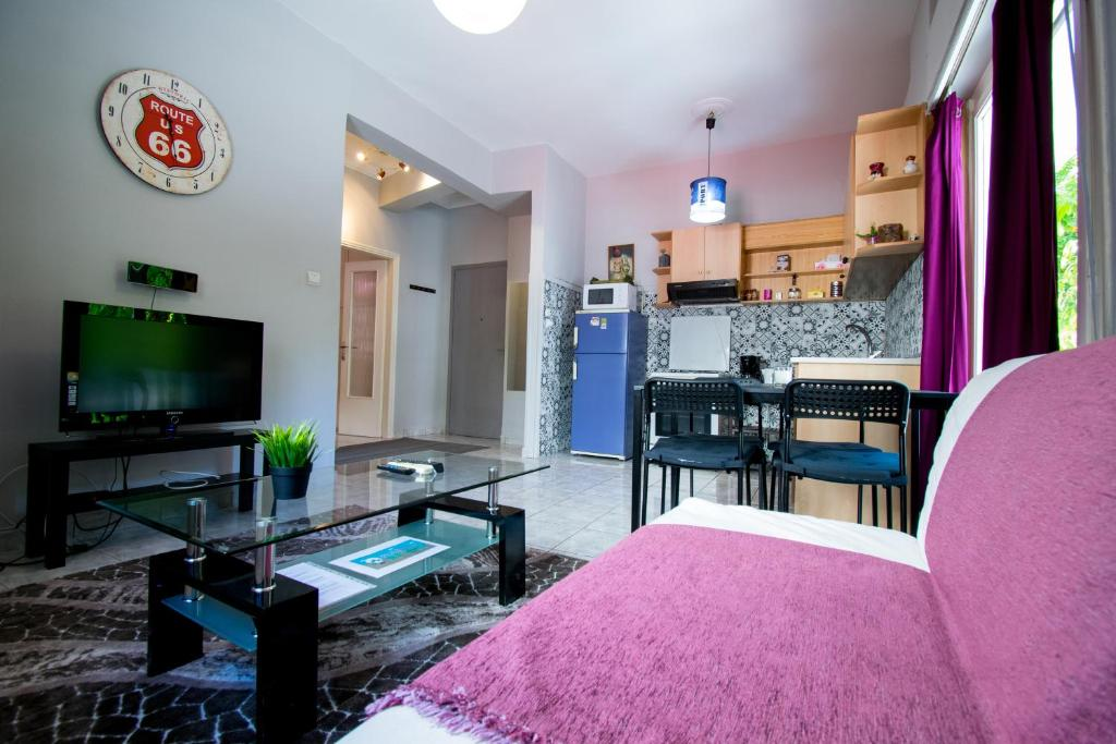 Apartment Sunny by the Acropolis, Athens, Greece - Booking com