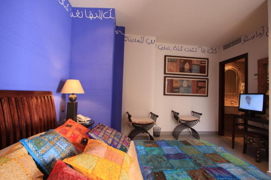 boutique hotels in córdoba  36