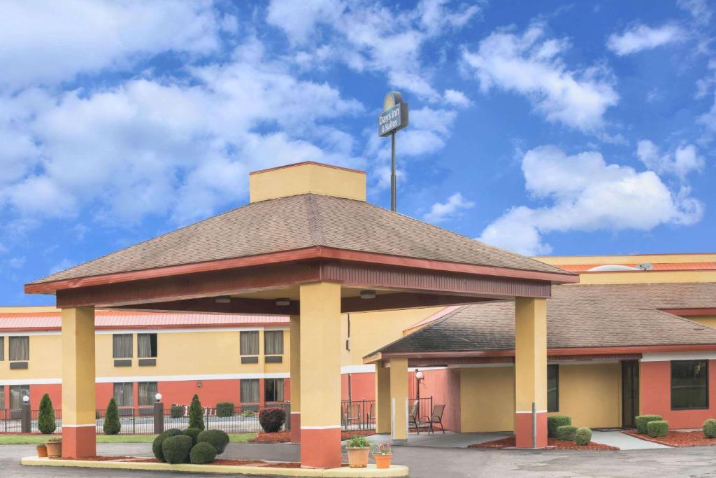 汽車旅館所在的建築