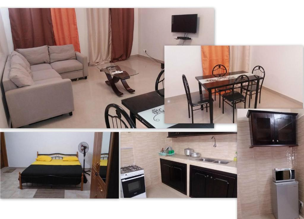 Appartement meublé mermoz sénégal dakar booking