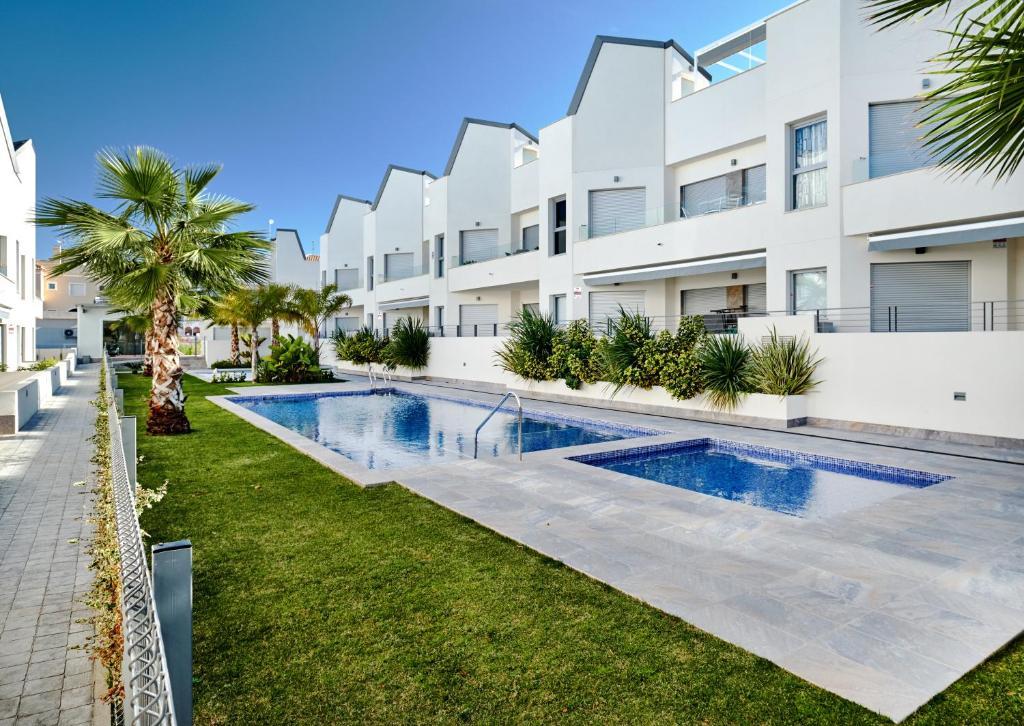Verrassend Villa Amalia Eco (Spanje Torrevieja) - Booking.com IK-46
