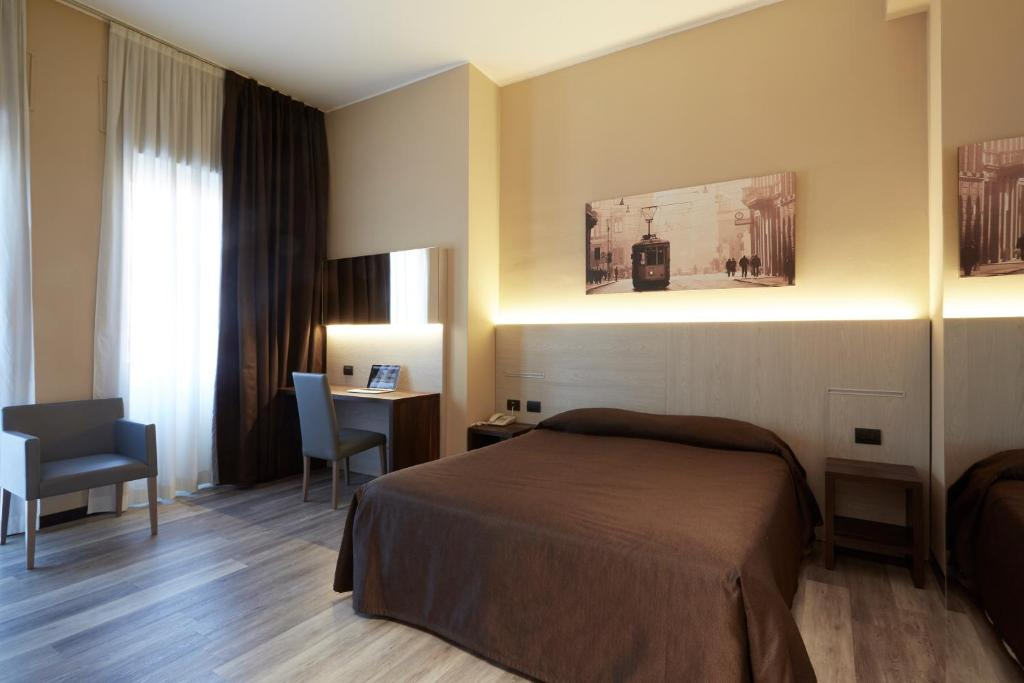 Hotel Ritter Italien Mailand Booking Com