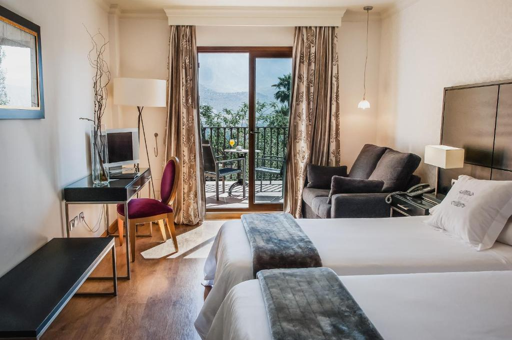 boutique hotels in málaga  33