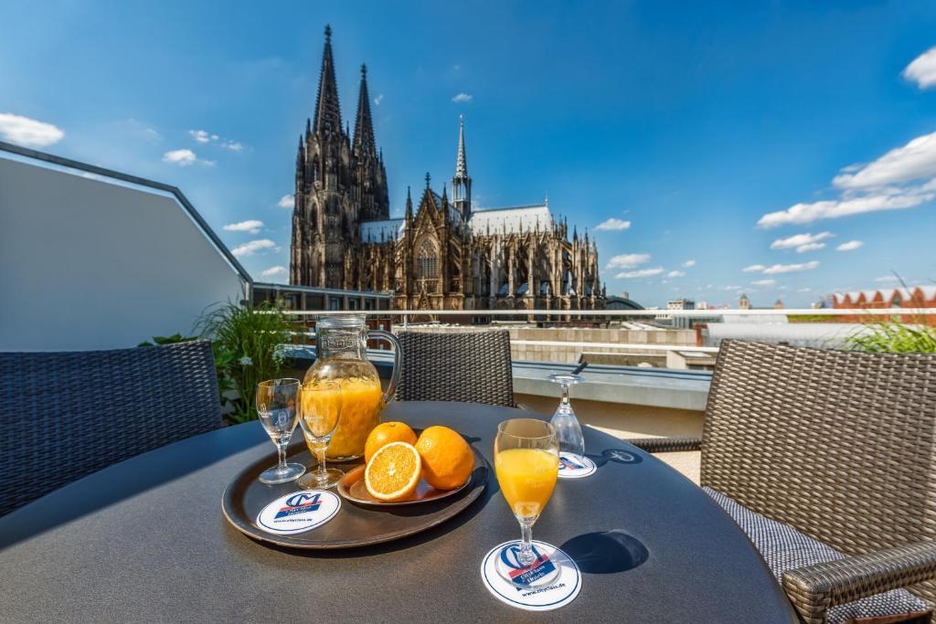 Hotel Europa Am Dom Deutschland Koln Booking Com