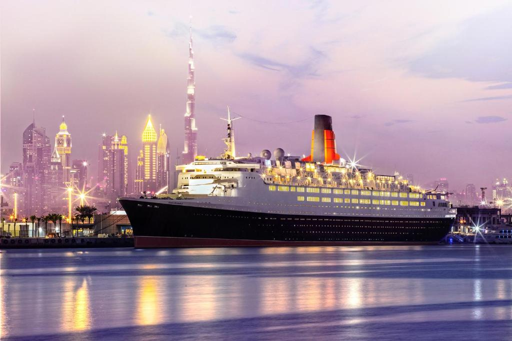 Queen Elizabeth 2 Hotel, Dubai – Updated 2019 Prices
