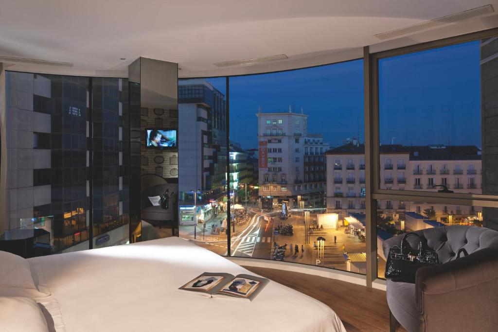 descuento Hotel Santo Domingo Madrid