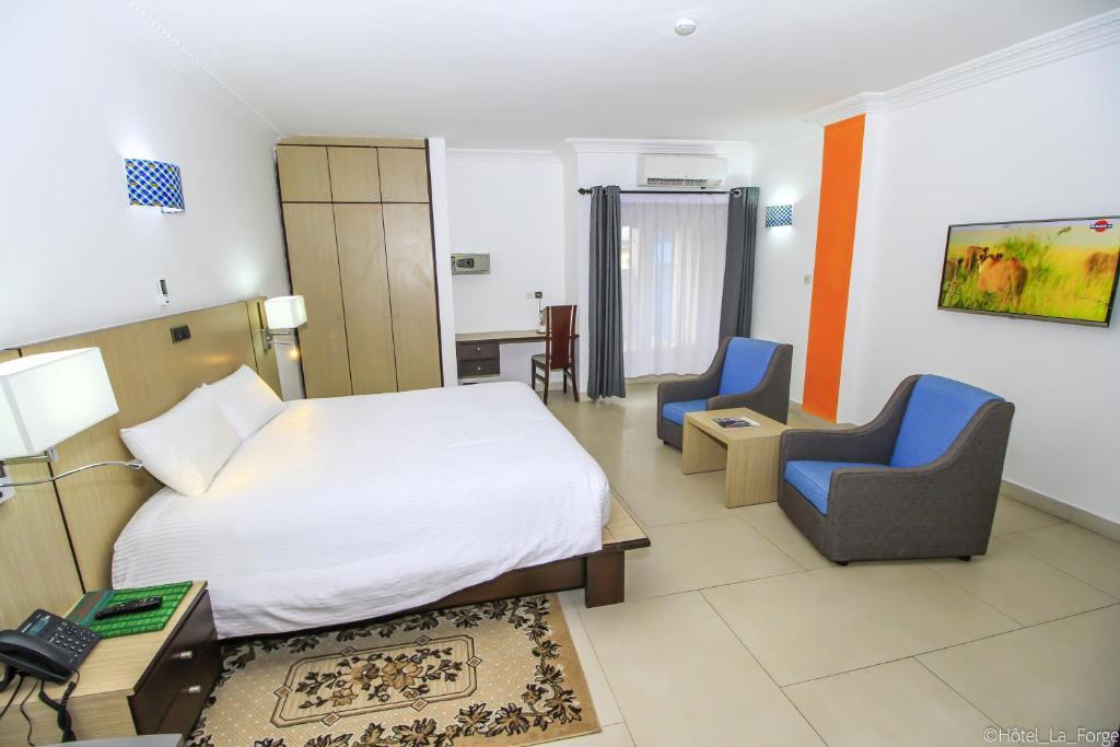 Hotel Laforge Abidjan Tarifs 2019