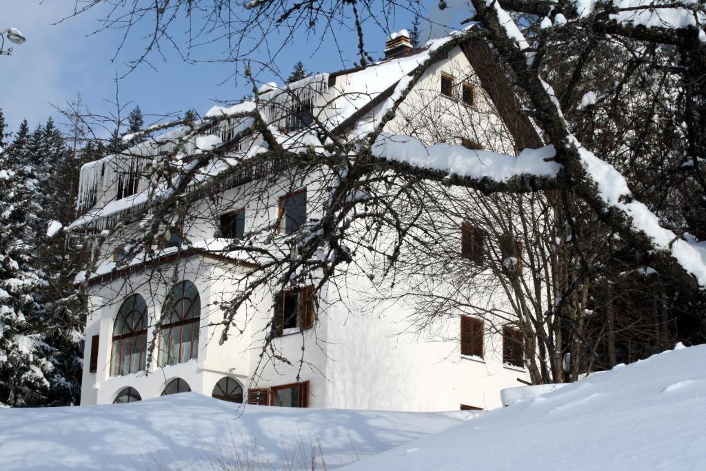 Villa Kostic Kopaonik en invierno