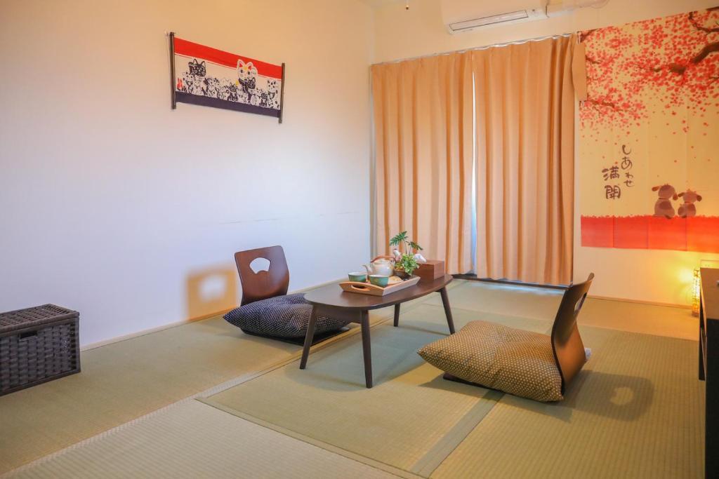 Japanese Style Apartment In Shimanouchi 43, Osaka, Japan - Booking.com