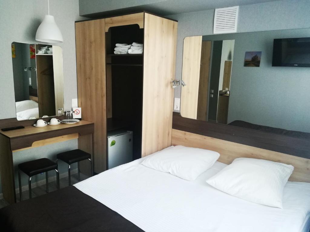 Hotels of Kirov: description, reviews 77