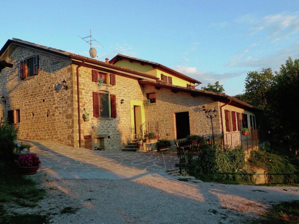 Nearby hotel : Holiday Home Il Papavero Apecchio