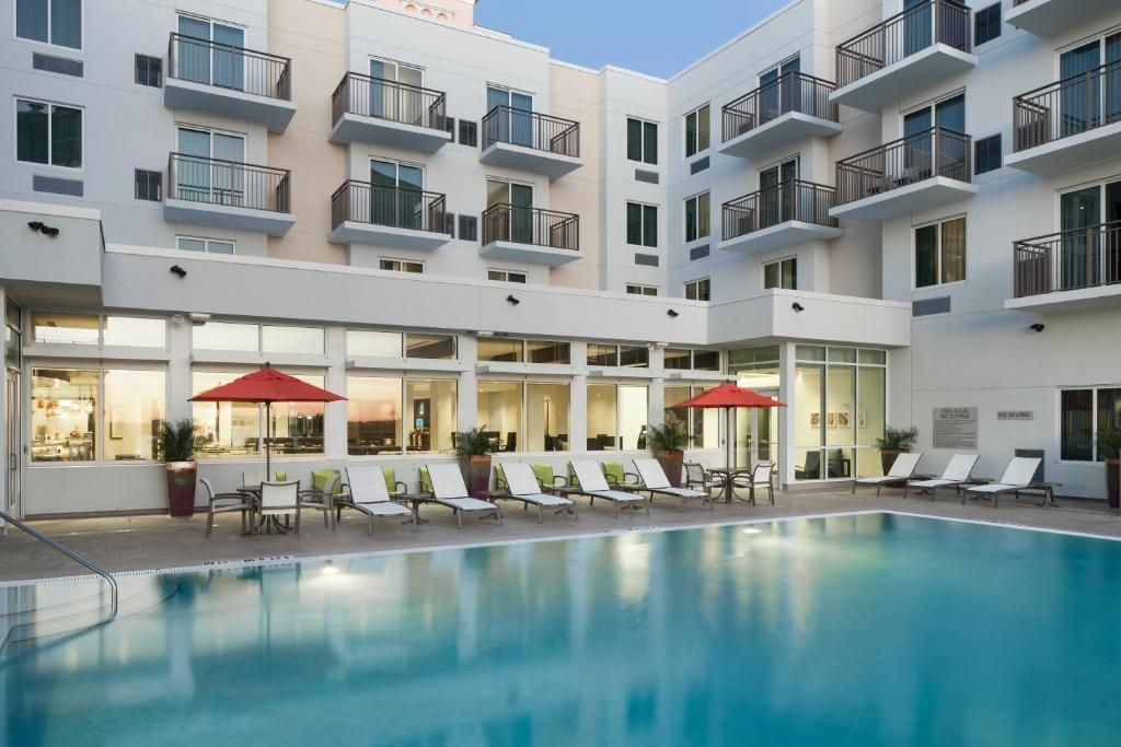 Residence Inn Clearwater Beach Usa Clearwater Beach Booking Com