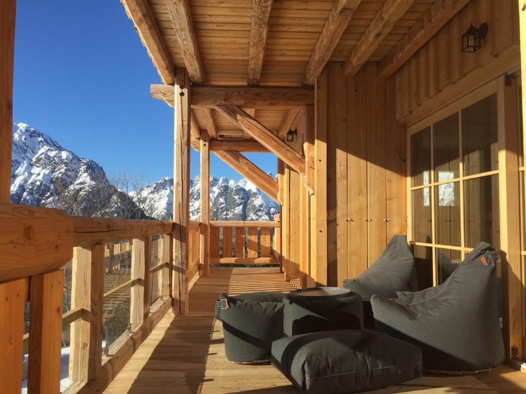 Chalet Lodge Oberig Exclusive Villard Reculas France Booking Com