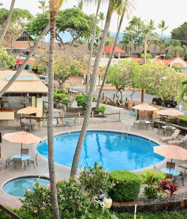 アンクル ビリーズ コナ ベイ ホテル(Uncle Billy's Kona Bay Hotel)