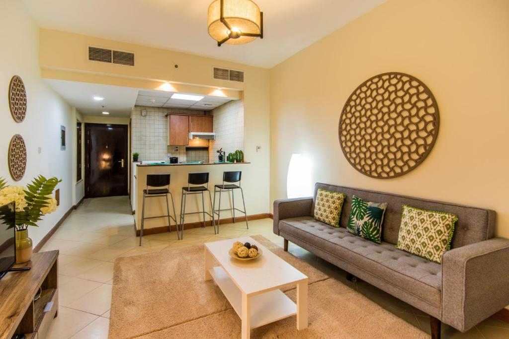 Deluxe Marina Studio Apartment Dubai Uae Booking Com