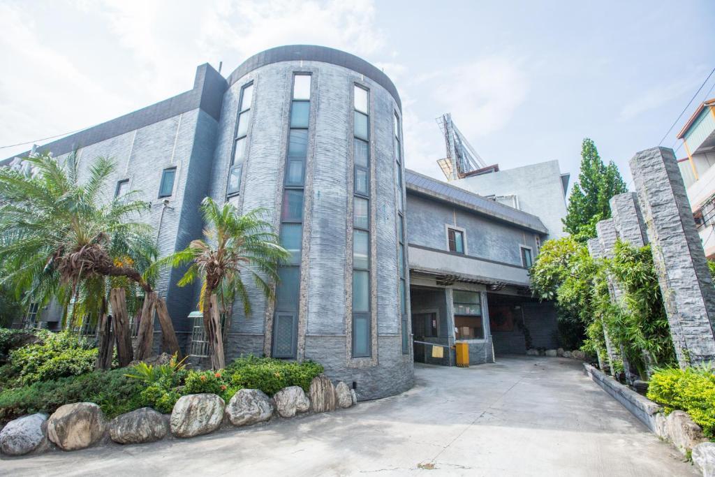 台中城市水棧汽車旅館