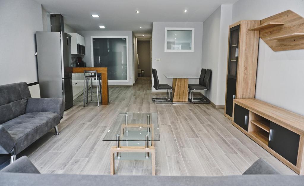 Apartments In Os Fornos Galicia
