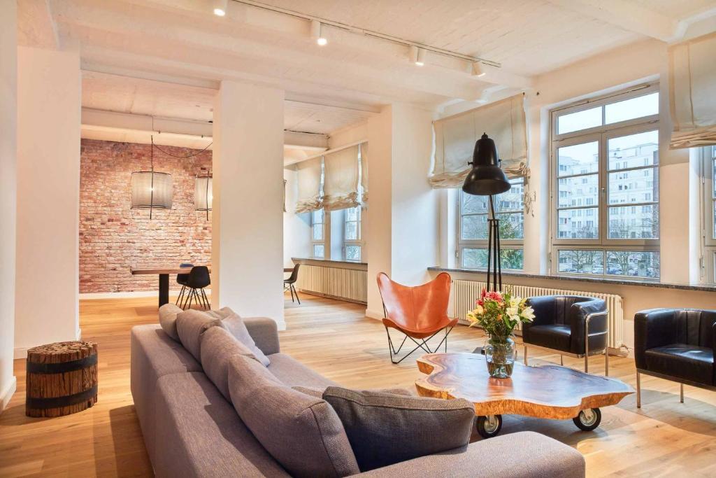 Ferienwohnung Suite.030 Dessauer.7 Loft (Deutschland Berlin ...