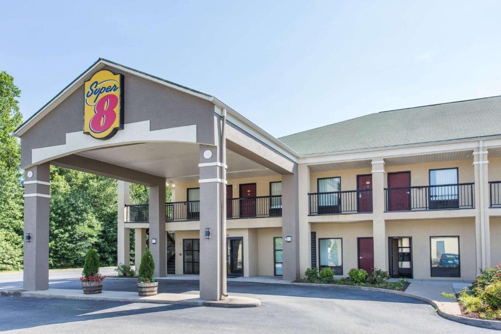 Motel Super 8 By Wyndham Petersburg  Va