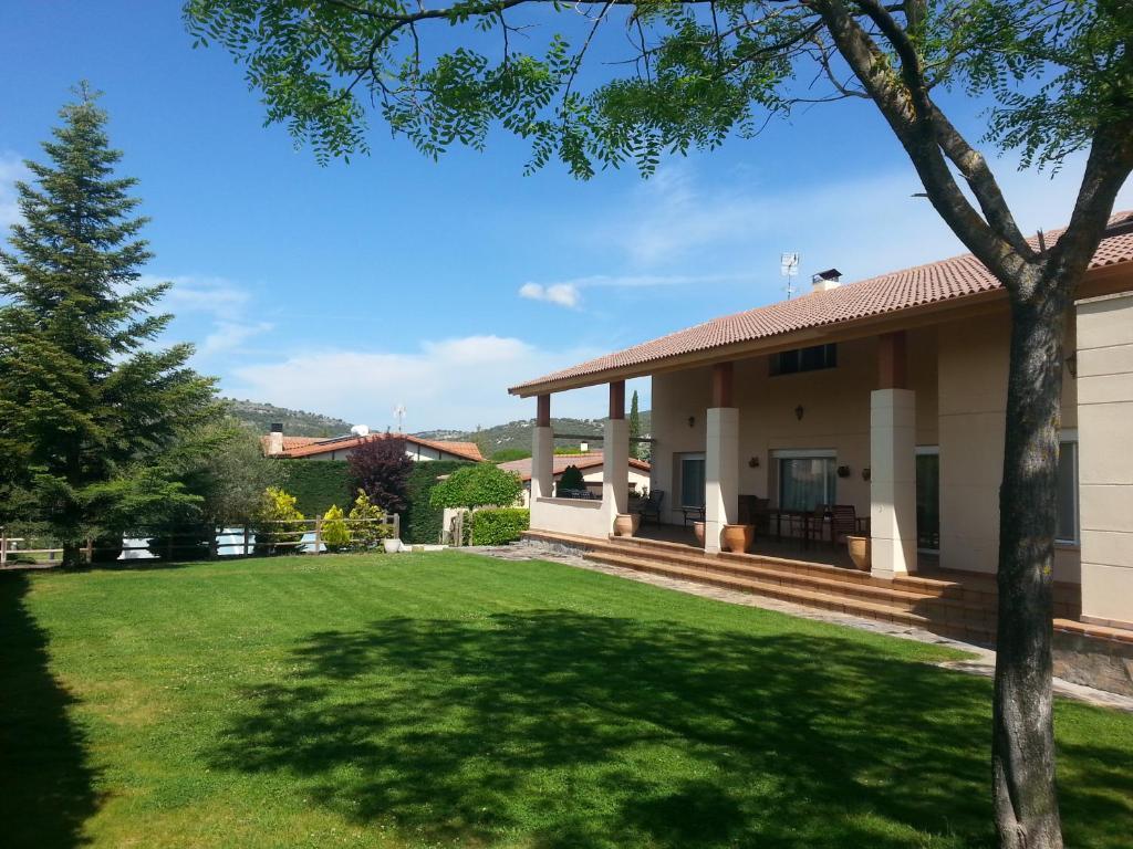casa rural la monjía, golmayo, spain - booking