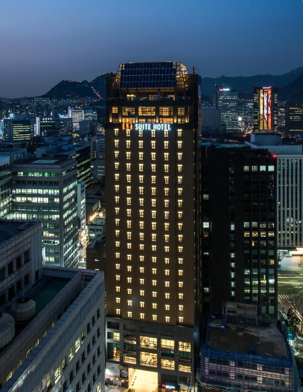 エナ スイート ホテル ナンデムン(ENA Suite Hotel Namdaemun)