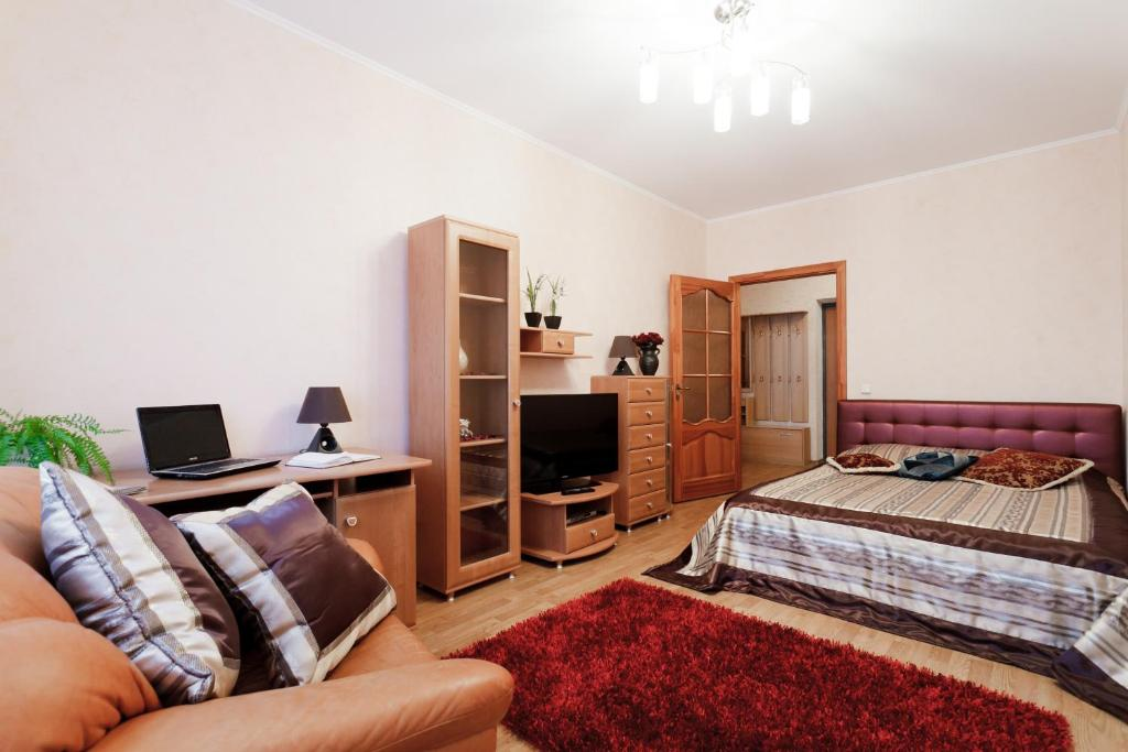 Apartment Optimal apartment apt service optimal class minsk belarus booking com