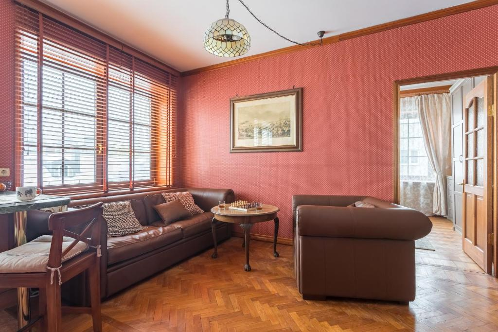 Daily Rooms Apartment close to Red Square, Moscow, Russia - Booking.com