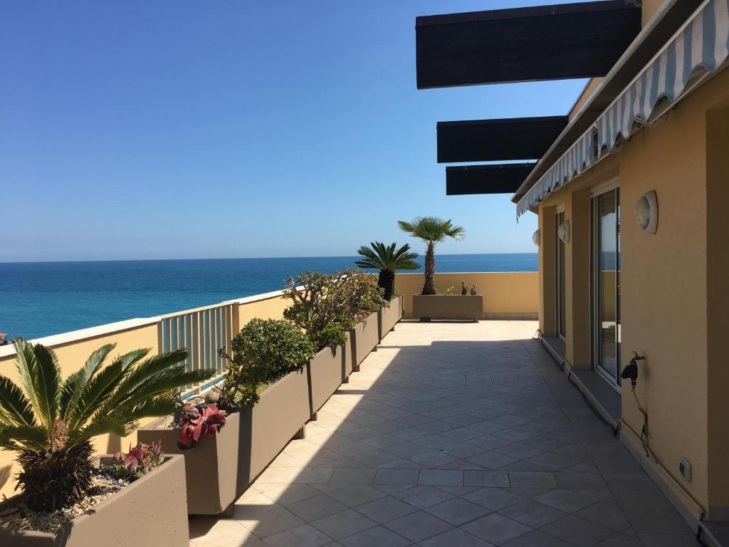 apartment la perla della costa azzurra, menton, france - booking
