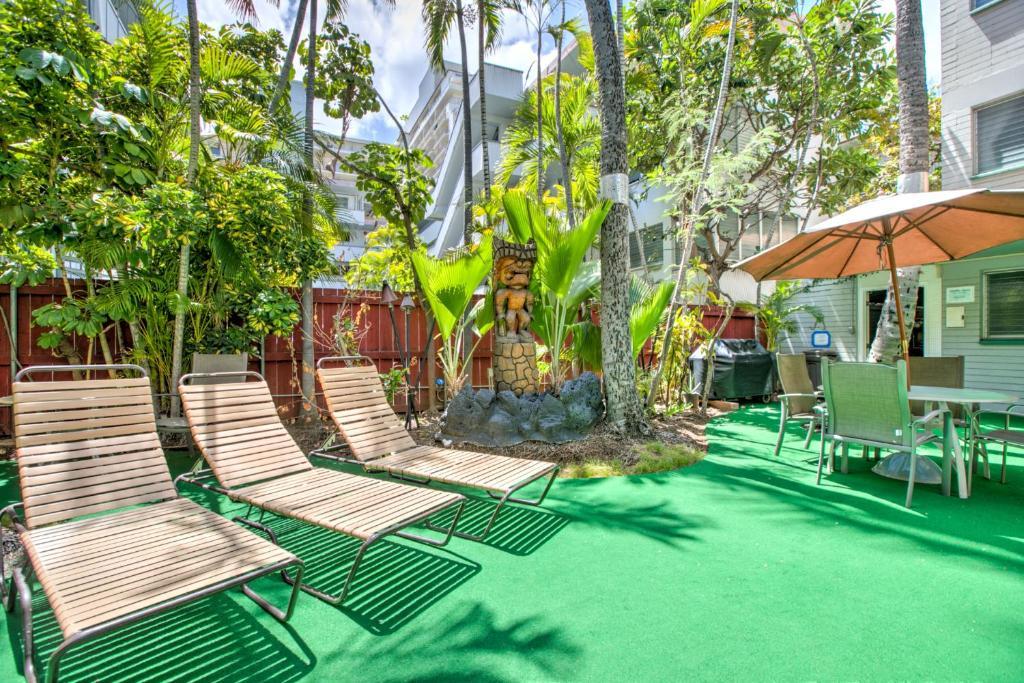 Waikiki Condo Rental, Honolulu, HI - Booking.com