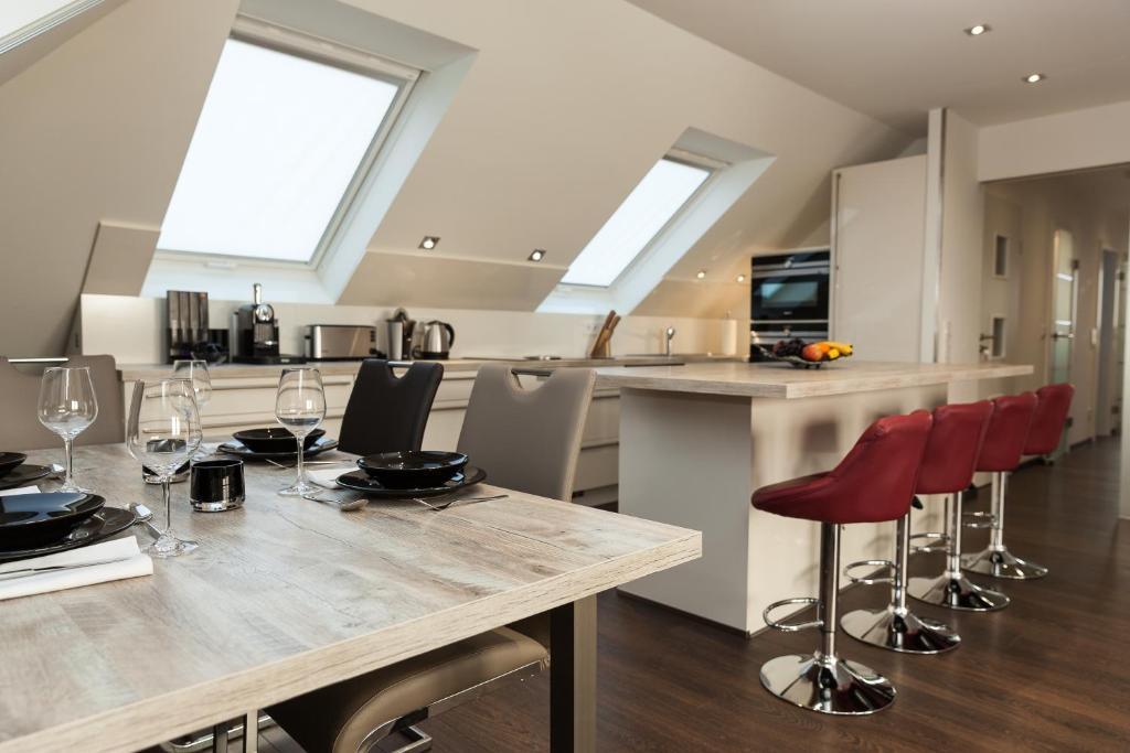 ferienwohnung ruhige wohnung in der n he von frankfurt. Black Bedroom Furniture Sets. Home Design Ideas