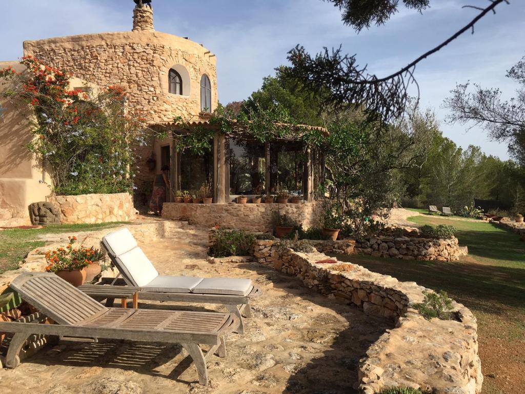 Can Piedra Feliz B&B Formentera (Spagna Cala Saona) - Booking.com