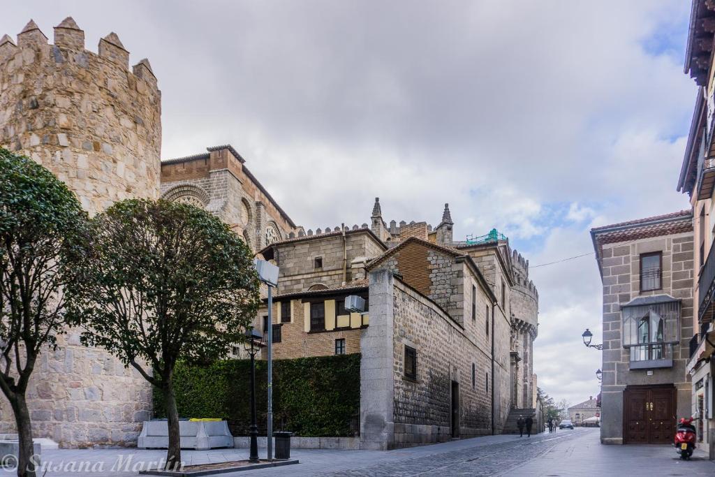Apartments In Peñalba De ÁVila Castile And Leon