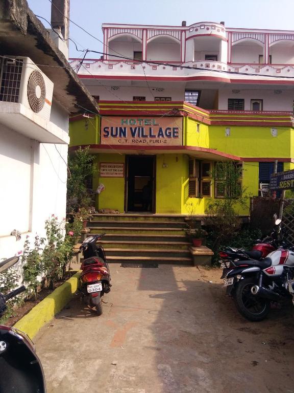 Hotel Sun Village, Puri, India - Booking com