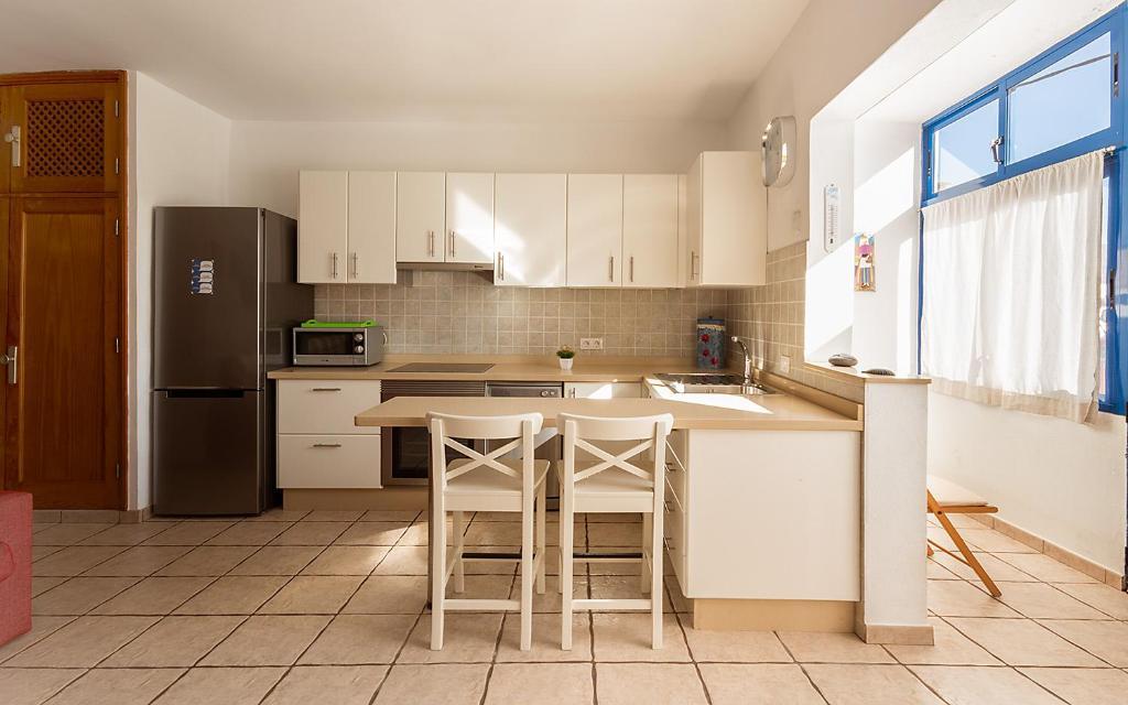 Apartments In Famara Lanzarote