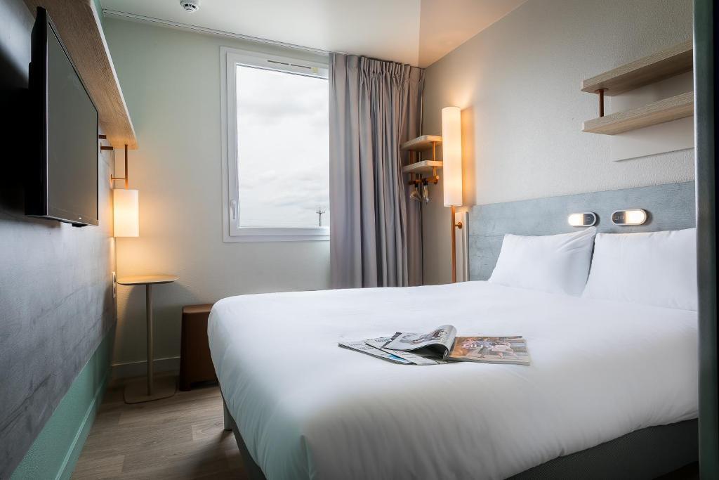 Hotel ibis budget Paris Gennevilliers (Frankreich Gennevilliers ...