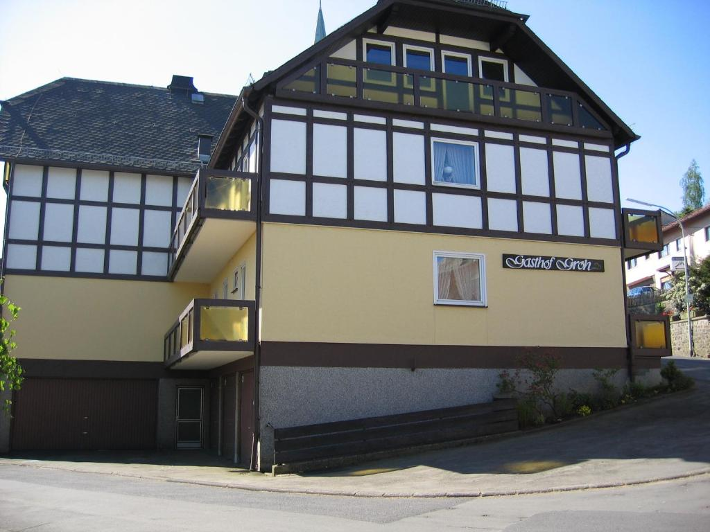 Guesthouse Landgasthof Groh Ulrichstein Germany Booking Com