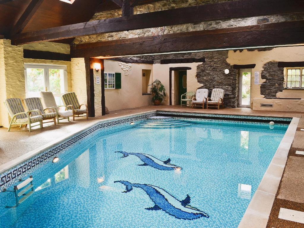 Corwen swimming pool