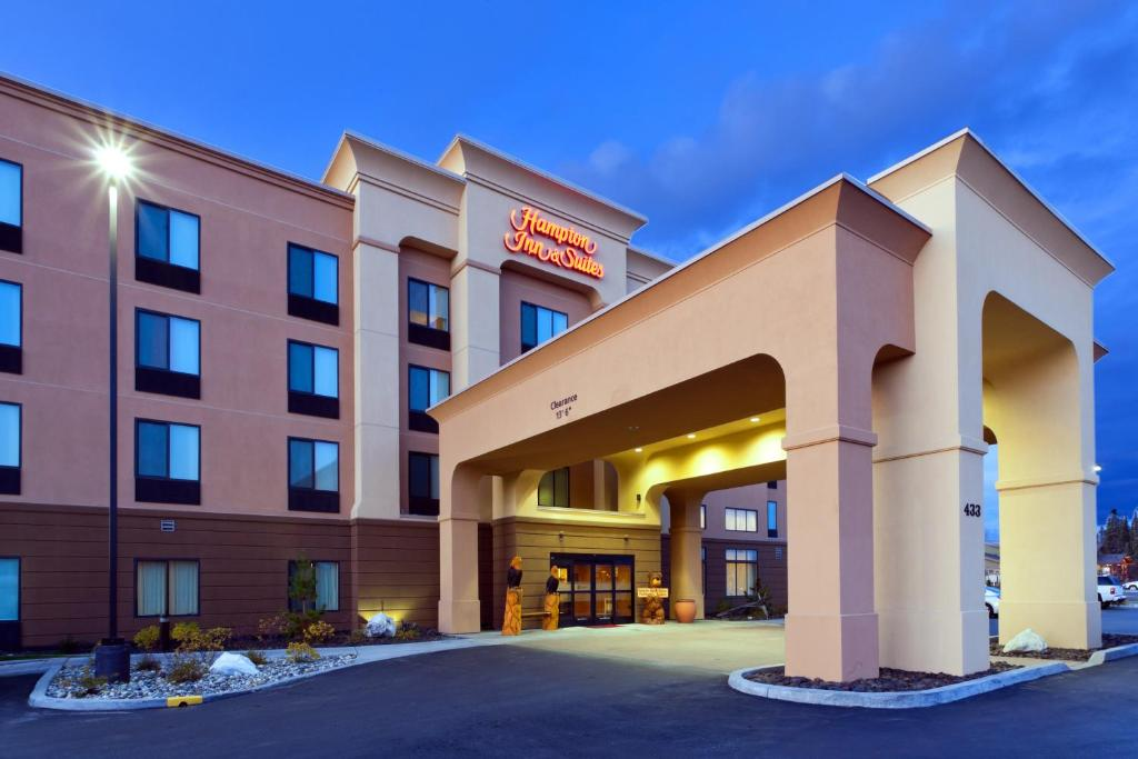 fairbanks hotel deals