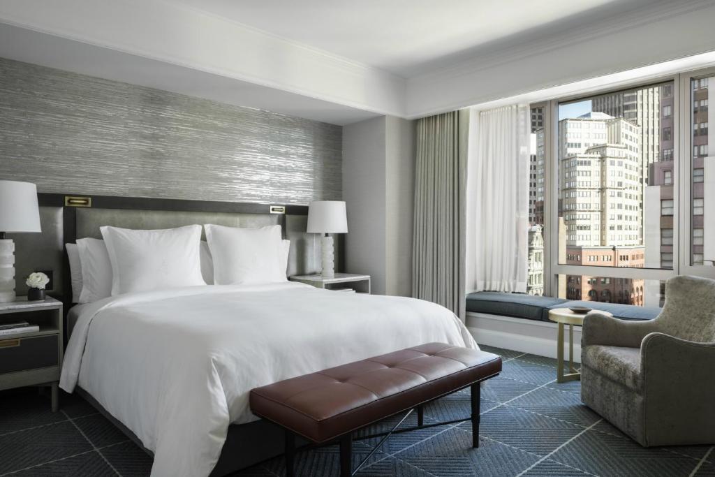 Hotel Four Seasons Sanfrancisco Usa San Francisco Booking Com