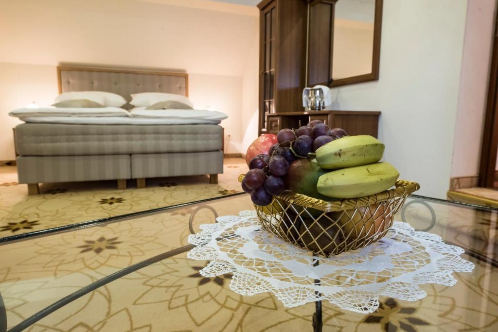 c5a1a4a3c1b10 Fotografia ubytovania z fotogalérie. Posteľ alebo postele v izbe v  ubytovaní Golden Royal Boutique Hotel & Spa