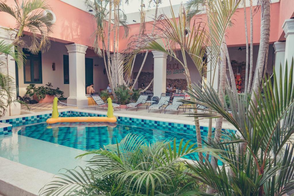 Républica Hostel Santa Marta