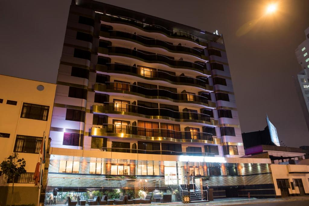 Hotel cerca : Inkari Apart Hotel