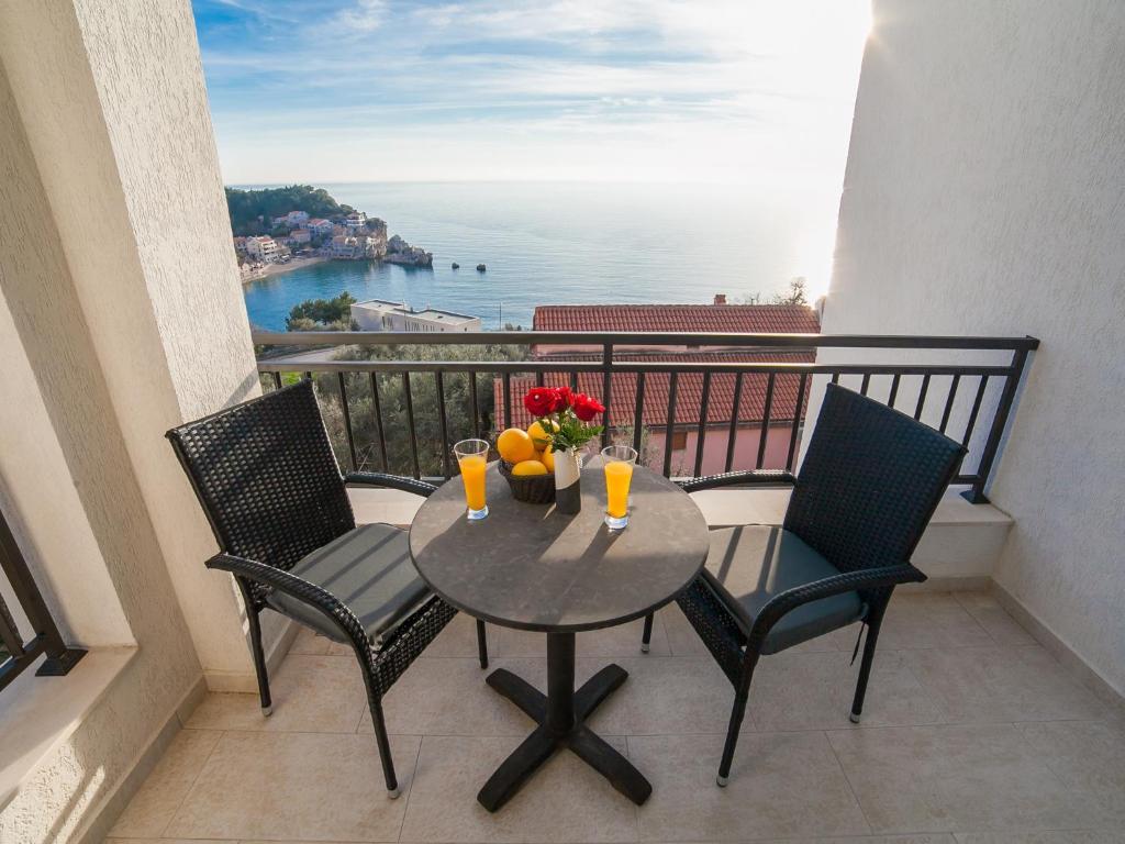 Balkon ili terasa u objektu Villa Mona 2