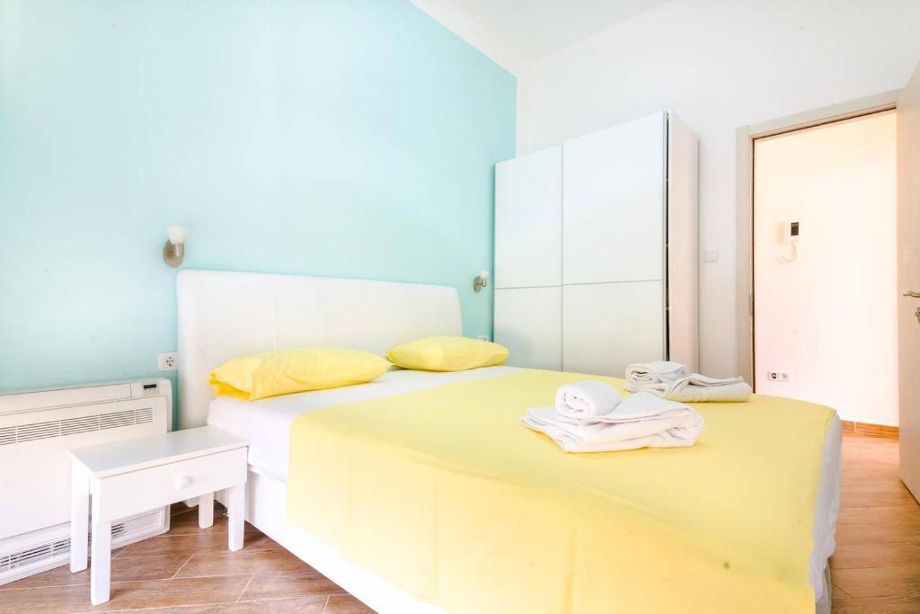 Ferienwohnung Victoria Lux Budva (Montenegro Budva) - Booking.com