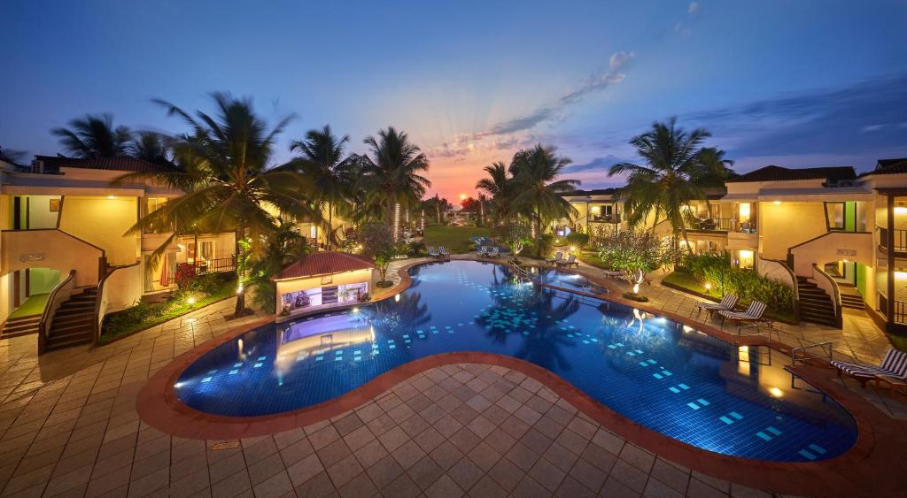 Royal Orchid Resort Goa Utorda India Booking Com