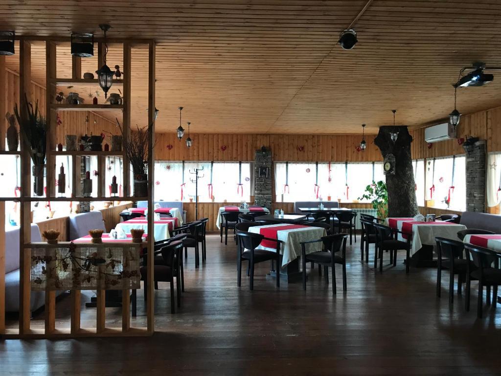 Restaurant BumBarash (Krasnodar): reviews, menu, features