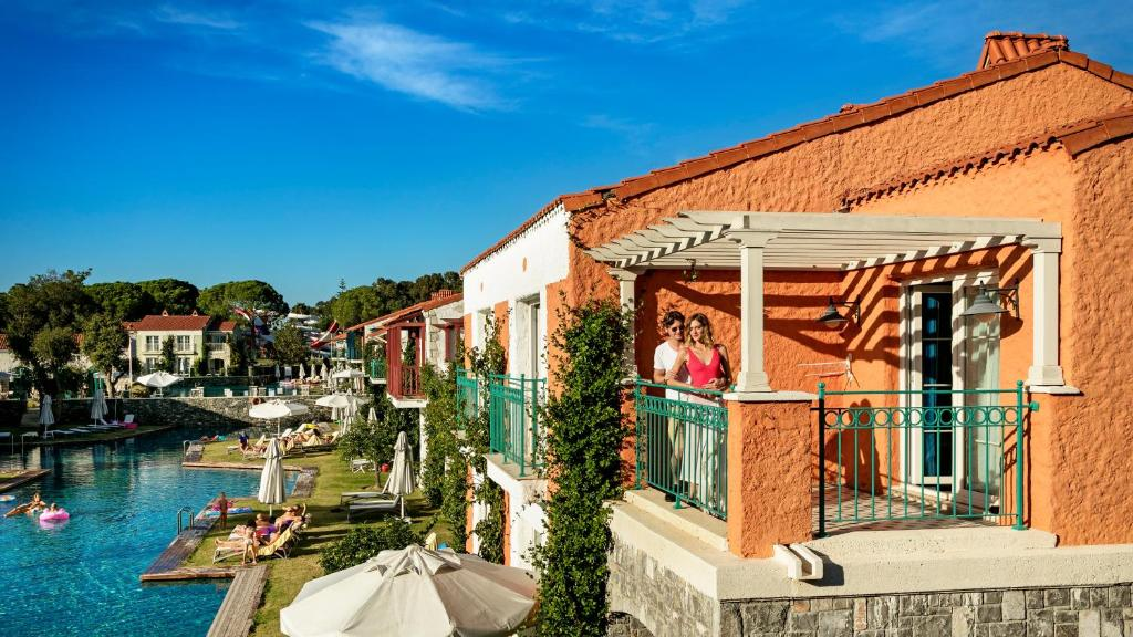 Турция! IC Hotels Santai Family Resort!
