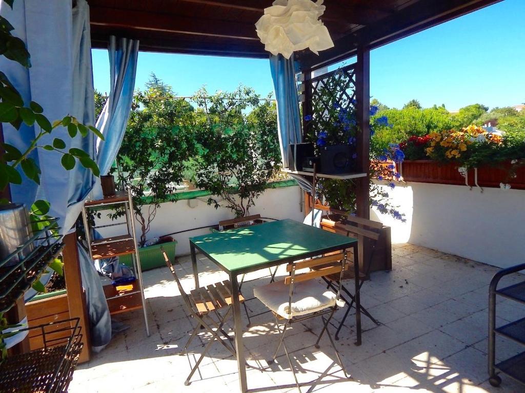 N160 - Numana, meraviglioso trilocale con terrazza vista mare ...