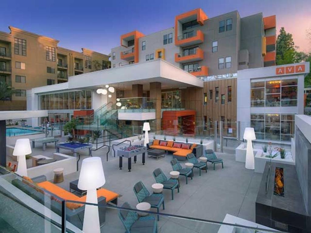 apartment global luxury suites at studio city los angeles ca