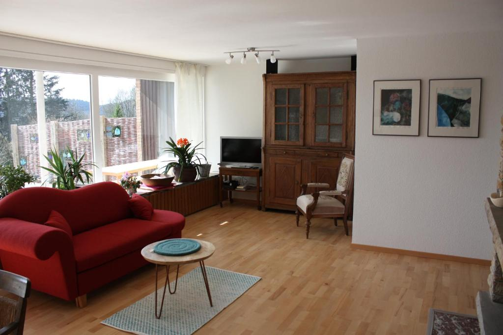 Apartment Haus Sonnenwinkel Bad Iburg Germany Booking Com